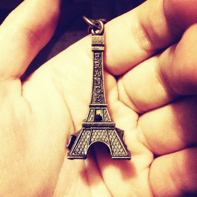 Little Present From PARIS♡ From My Friend! <3