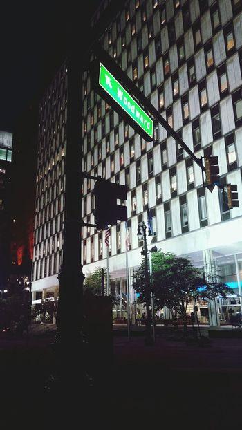 Detroit Woodward