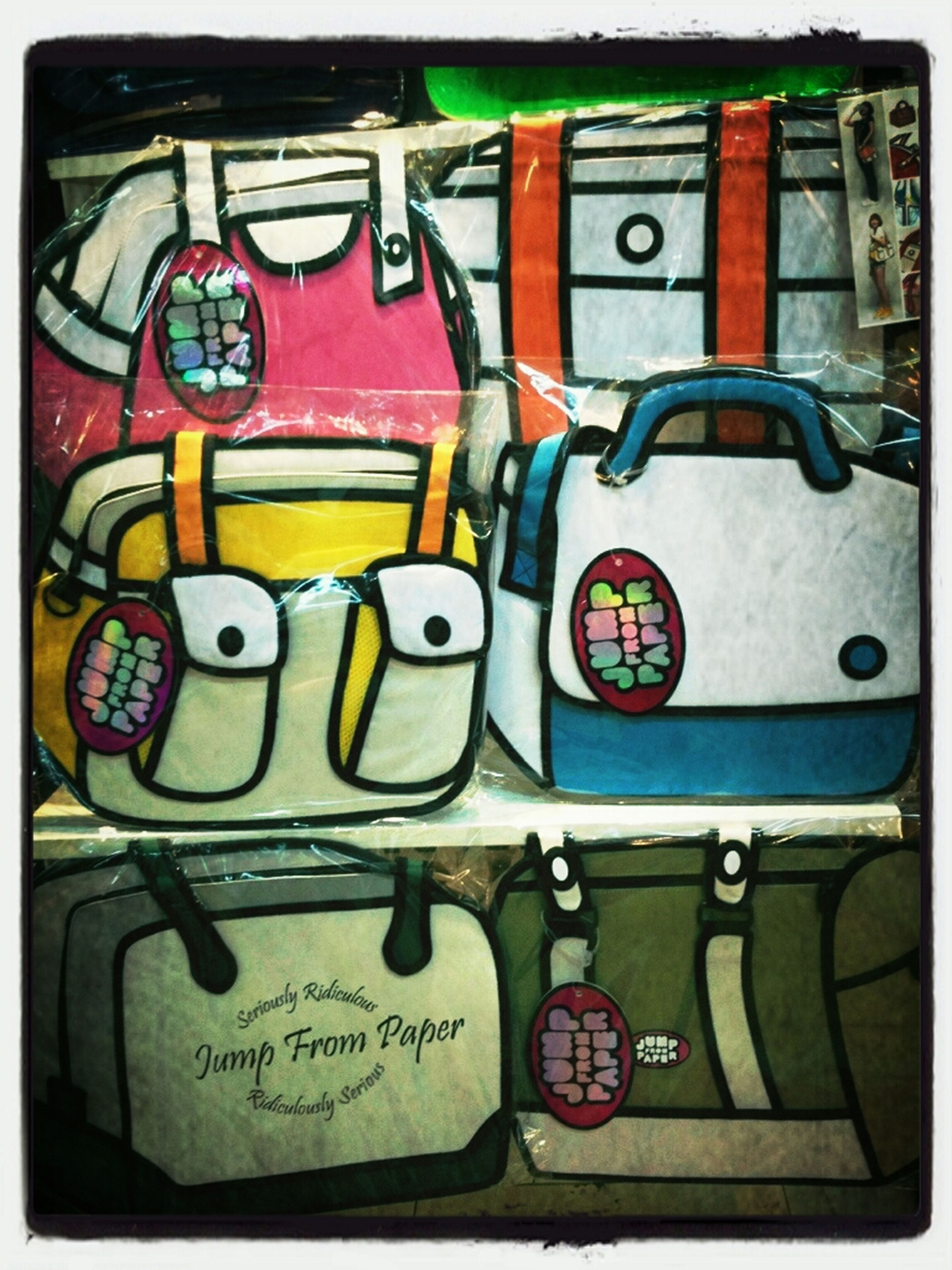 From Wulan, It's A Bag!