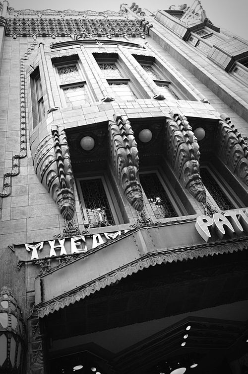Cinema in Amsterdam Amsterdam Streets Interesting Building From My Point Of View Black And White Black & White Black & White Photography Black And White Photography Nikon D3200
