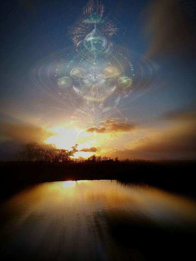 Make Magic Happen Magic Moments Caleidoscopic Sunset Dutch Dreamscapes Revolting Art Productions Every Thing In Its Place Dutch Design