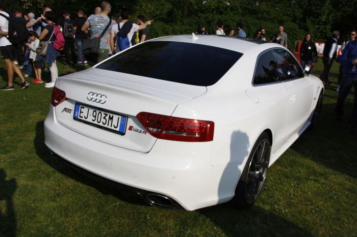 Abt Audi C&C Car Carsandcoffee Day Outdoors Sigurtà