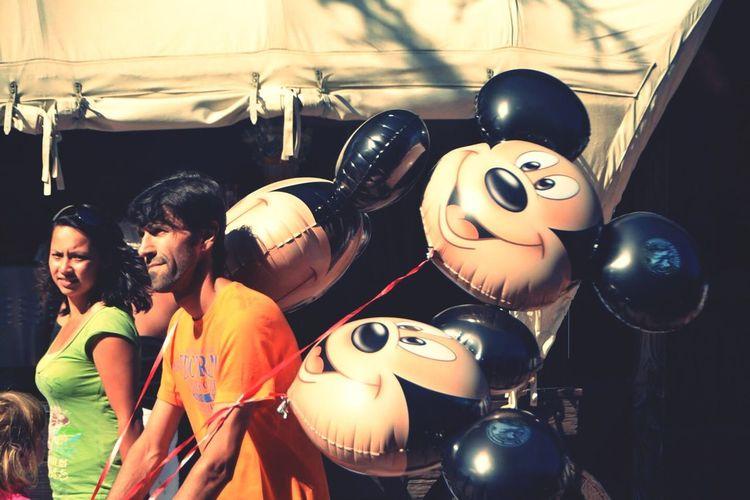 Mickey Mouse Disneyland Paris