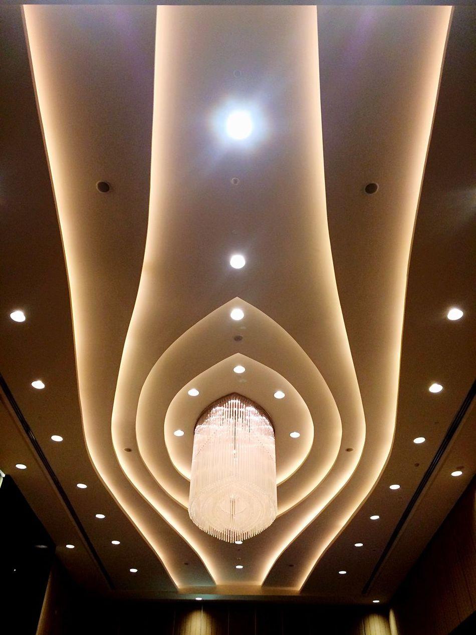 The Architect - 2016 EyeEm Awards Roof lamp Crowne Plaza Semarang INDONESIA IPhoneography Accoustick Arsitektur Lamp