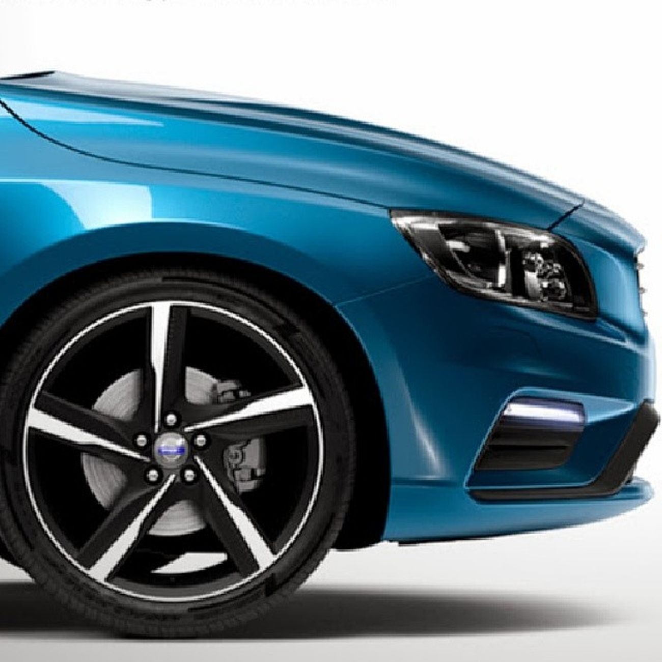 S60 Powerblue Modelyear 2014 Volvo VolvoCars