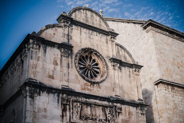 Old Church Church Europe Dubrovnik Travel Croatia Travel Photography King's Landing Europe Trip Old Town Traveling Dubrovnik, Croatia Historical Architecture
