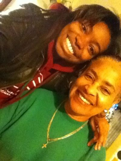 The love of my life (: my grandma. ❤