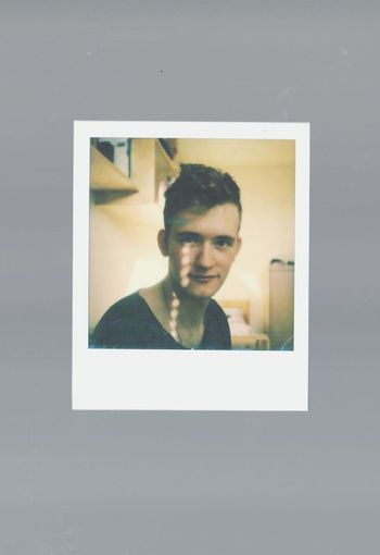 Enlight..taken with the old Polaroid sx 70