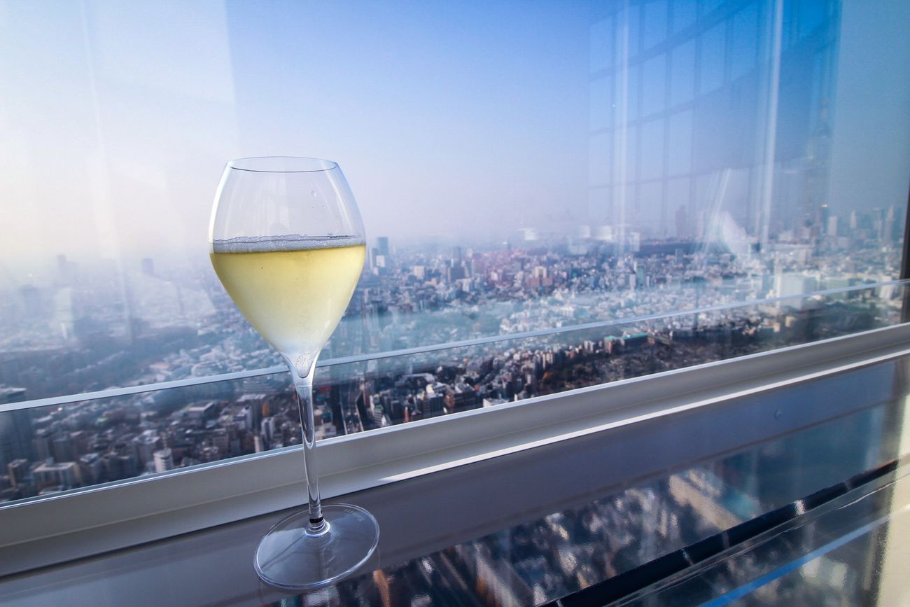 Champagne Urban Landscape Cityscapes High Angle View Building Observatory I Love My City EyeEm Gallery Tokyo