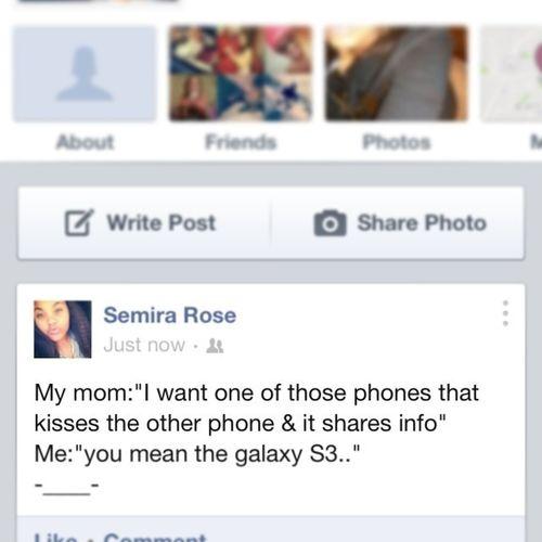 Everyday I'm Facebooking :)