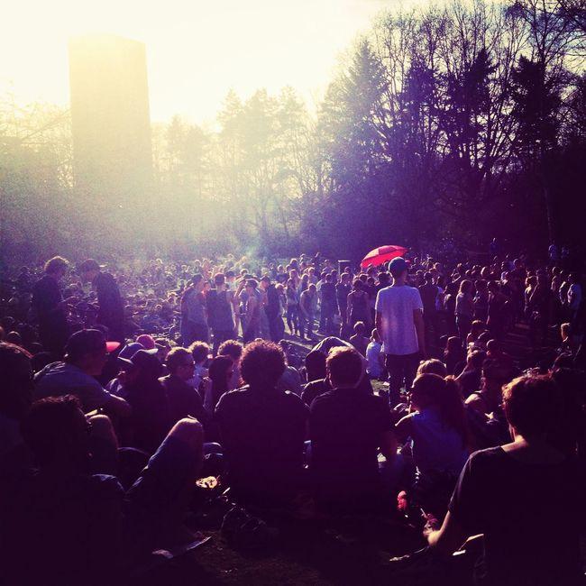 Festival DraußenUmsonst Musiksommer