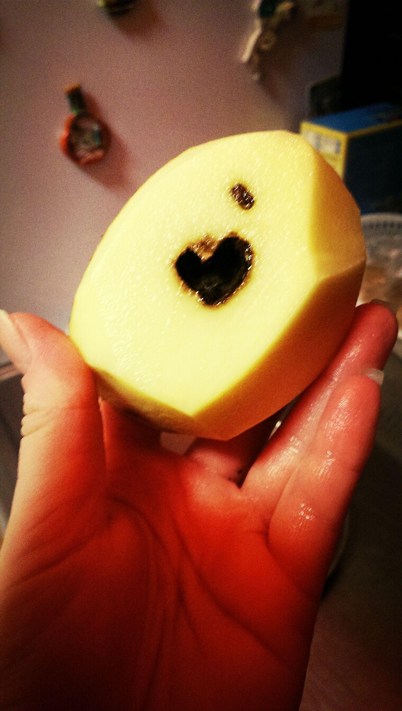 признание от картошки)))