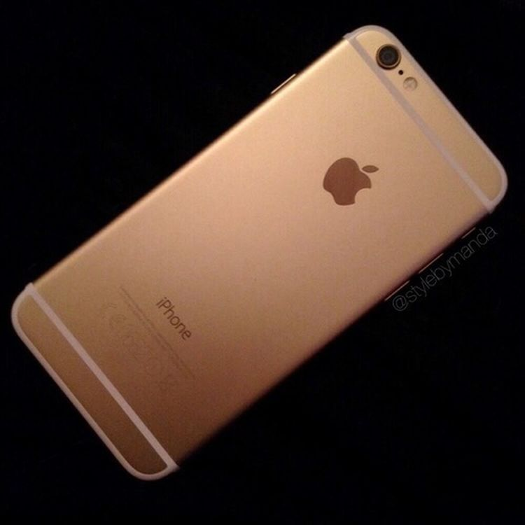 Baby Iphone6 Iphone6gold My Everything ?