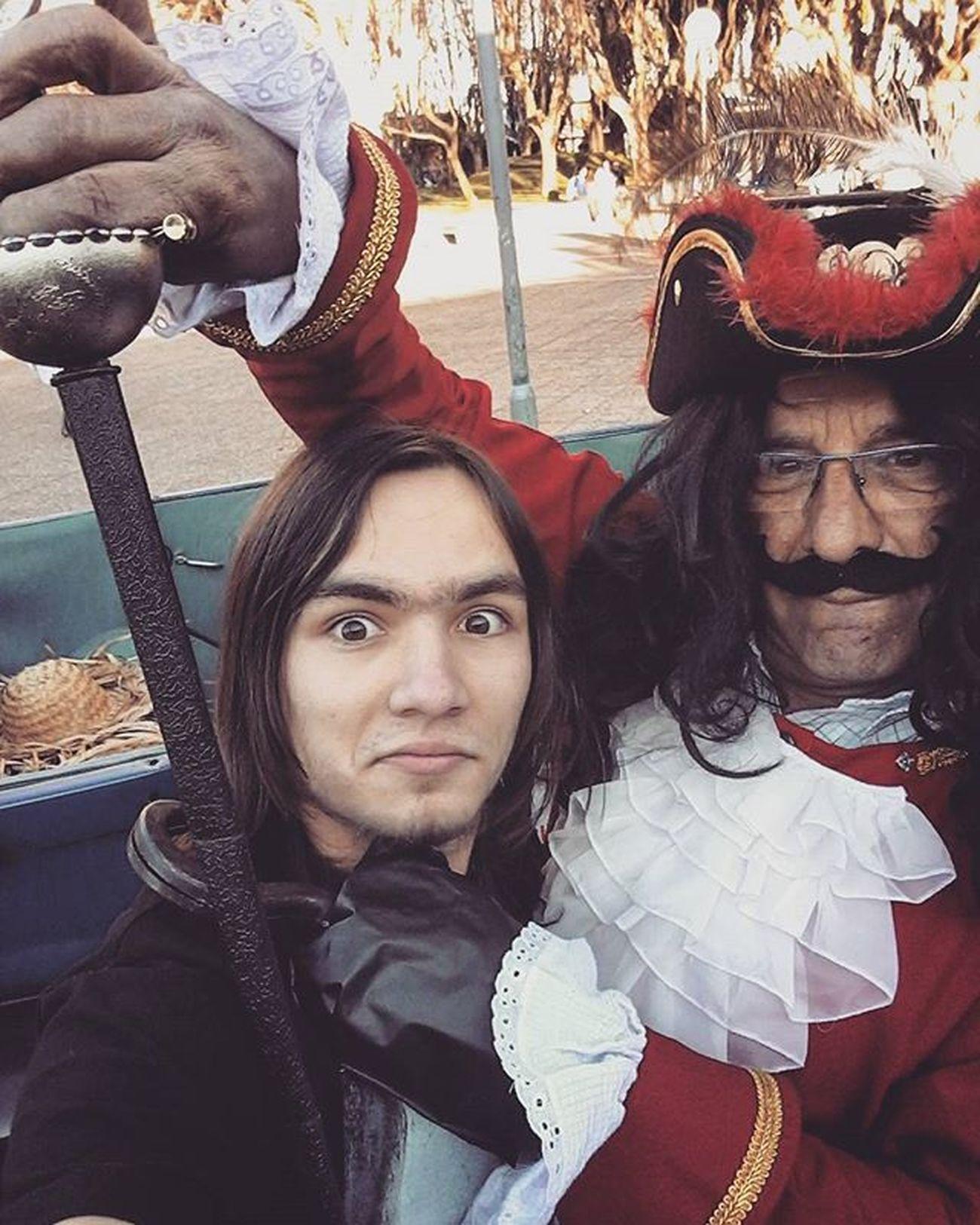 Selfie Pirate Instaselfie