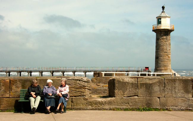 Whitby Ladies Whitby Seaside Ladies Untold Stories