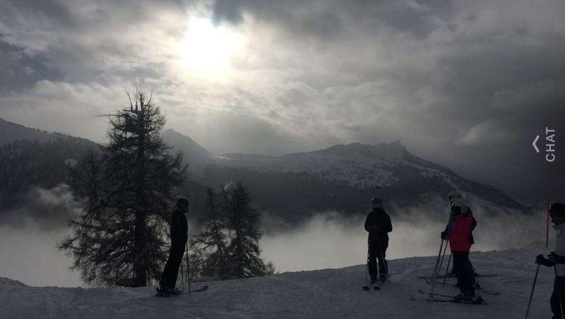 Forbidden mist