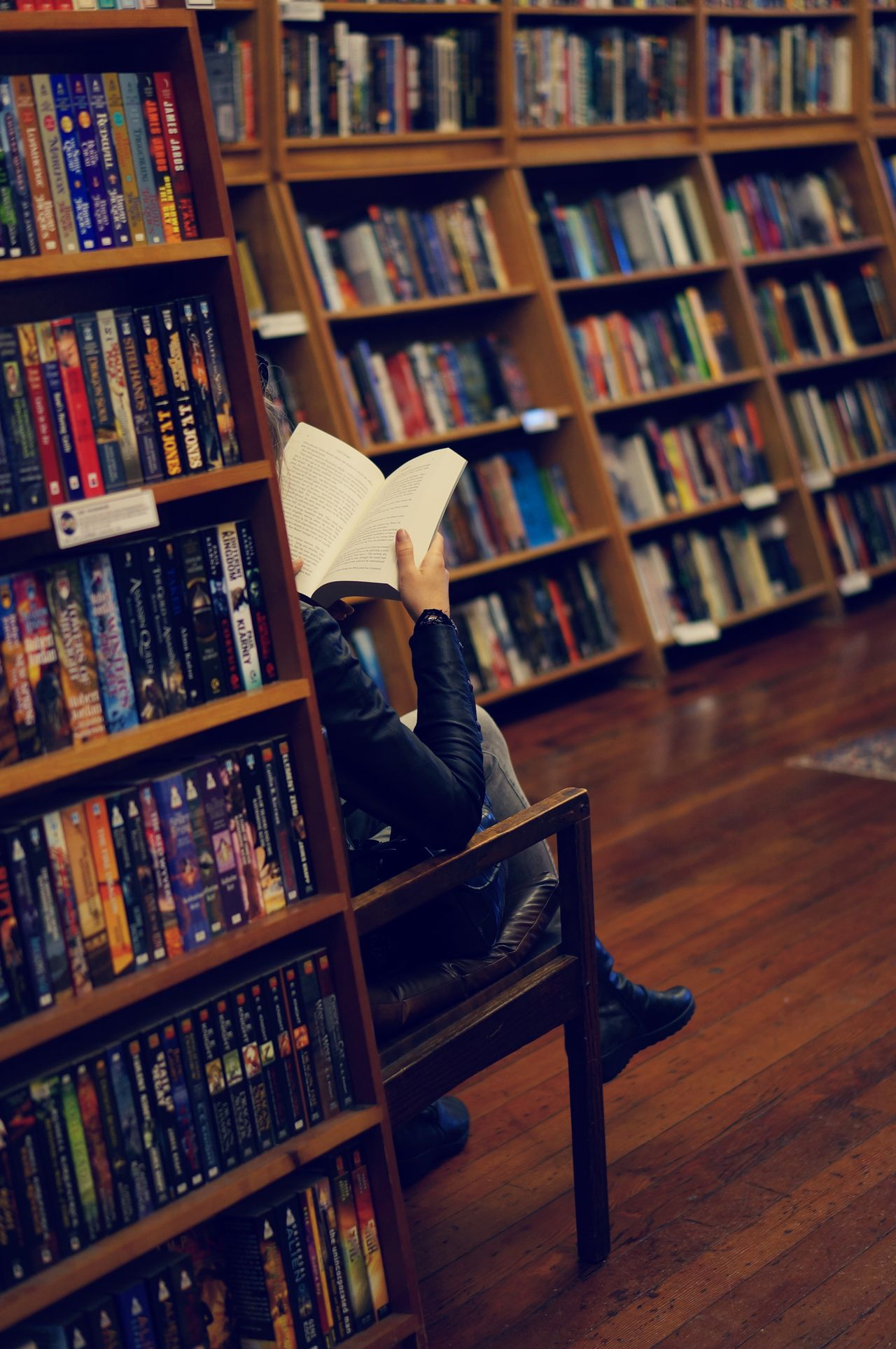 Books Bookstore Reading Happy Place Bookworm Reading San Francisco Interior Style