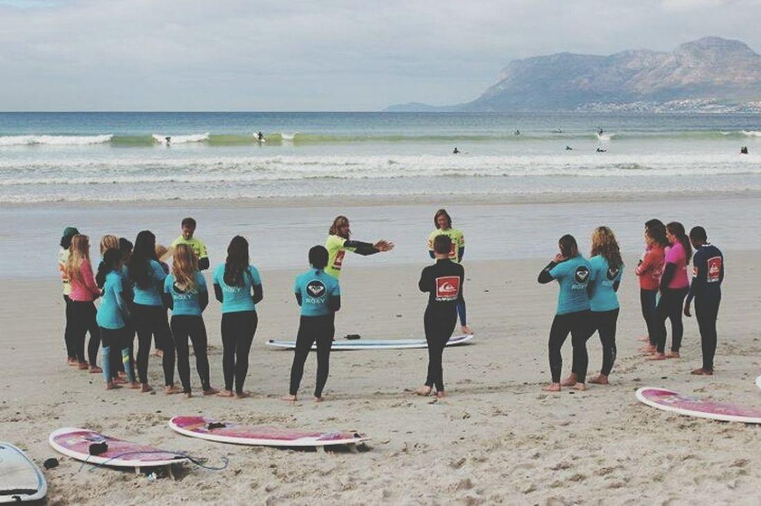 Surfing Being A Beach Bum Surfer Roxysurfschool