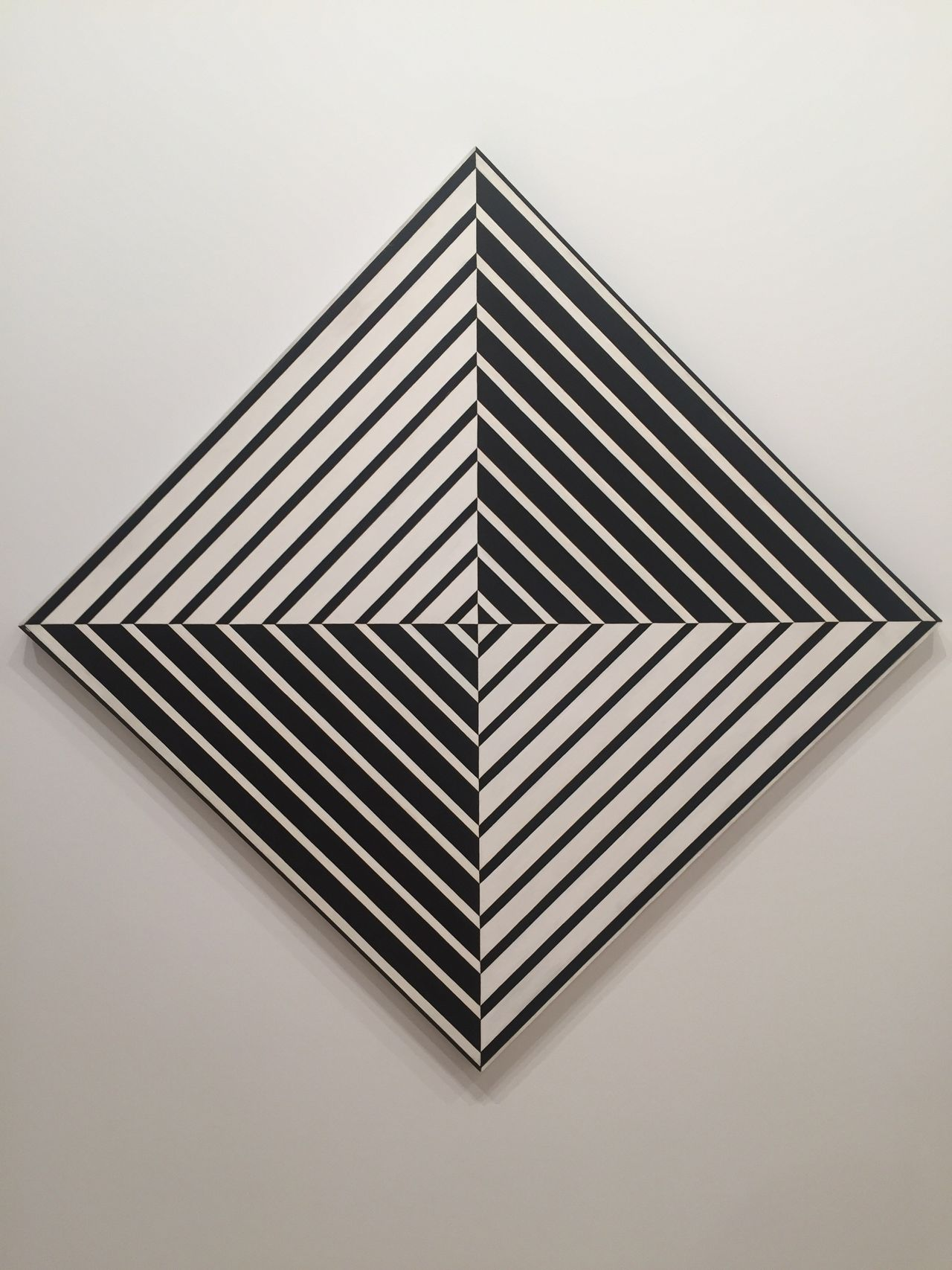 Carmel Herrera Pattern Geometric Shape White Background black background Whitney Museum, NYC Geometric Abstraction Cuban Artist Diagonal Lines Lady Lineart Wall Art