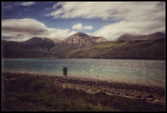 Skye Scotland Scottish Highlands