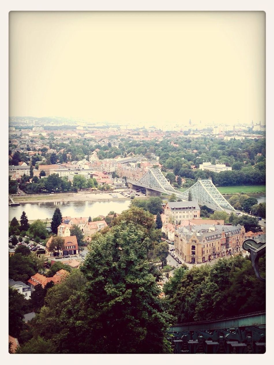 Blaues Wunder  Sightseeing Landscape My Town