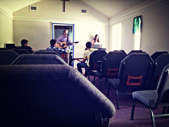 Worship Practice