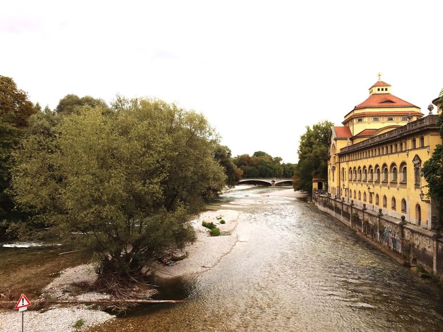 Isar München Munich Hanging Out Check This Out Hello World Relaxing Taking Photos Enjoying Life Sky