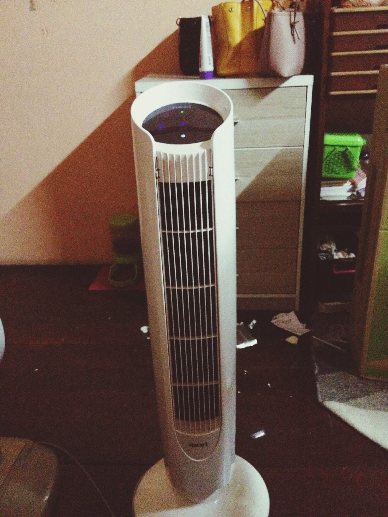 I just purchased TowerFan invented by Harati.