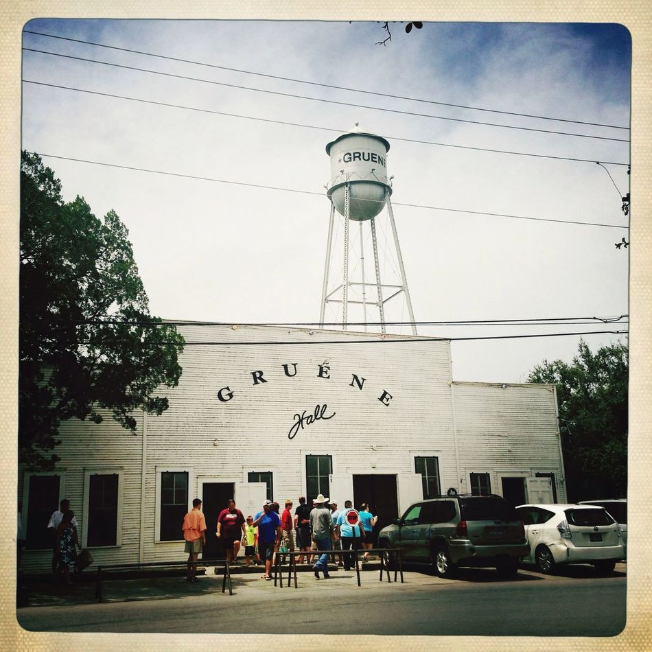 Glad to be back! Texas Oldest Dance Hall. Hanging Out Road Trip Texas
