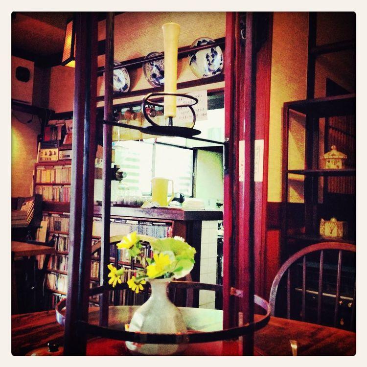 Meeting Modern Cafe Japan Hello World