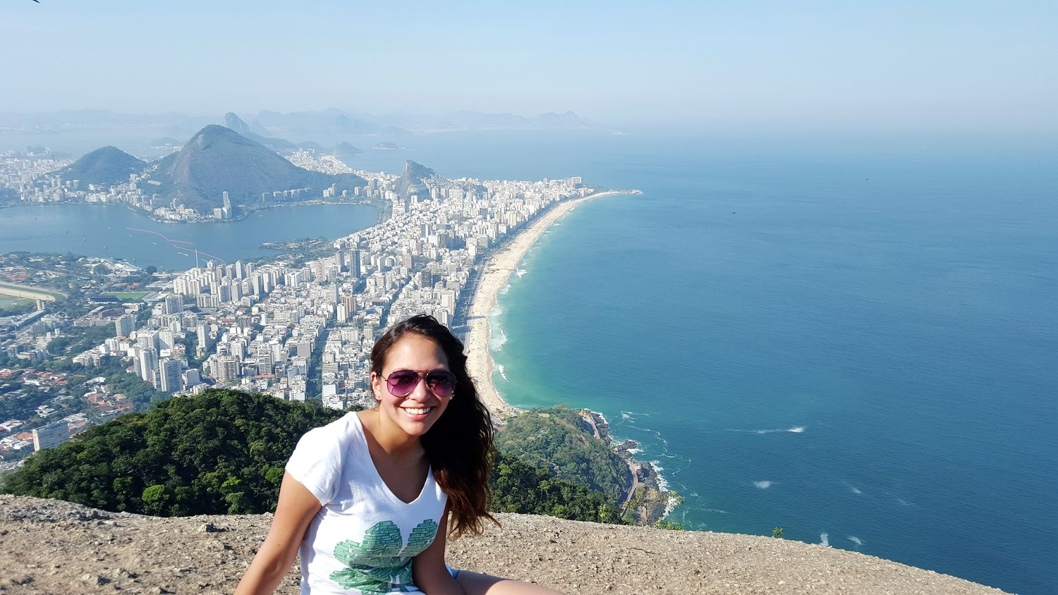 Riodejaneiro Amazing View Beauty In Nature Brazil Morrodoisirmãos