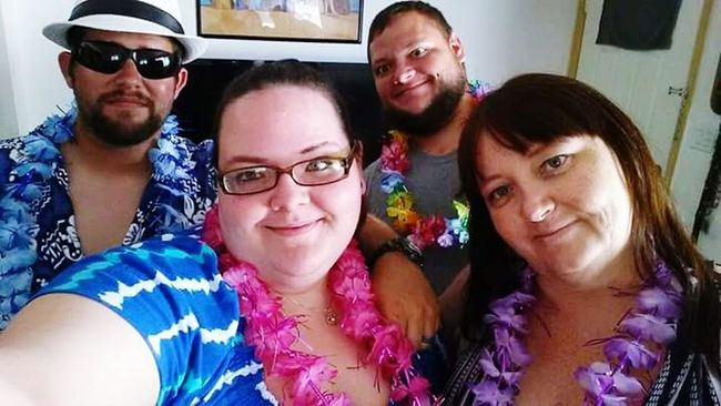Luau birthday party Luau Party Birthday Son In Laws Birthday My Family Son In Law Daughter Son Leis Ready To Party!!! September 2014 September Birthday