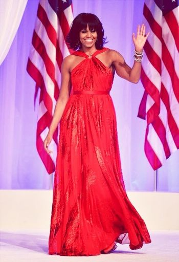 I'm Proud That This Is Our First Lady