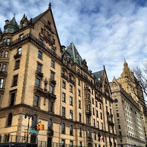 The Dakota. Thebeatles New York John Lennon USA
