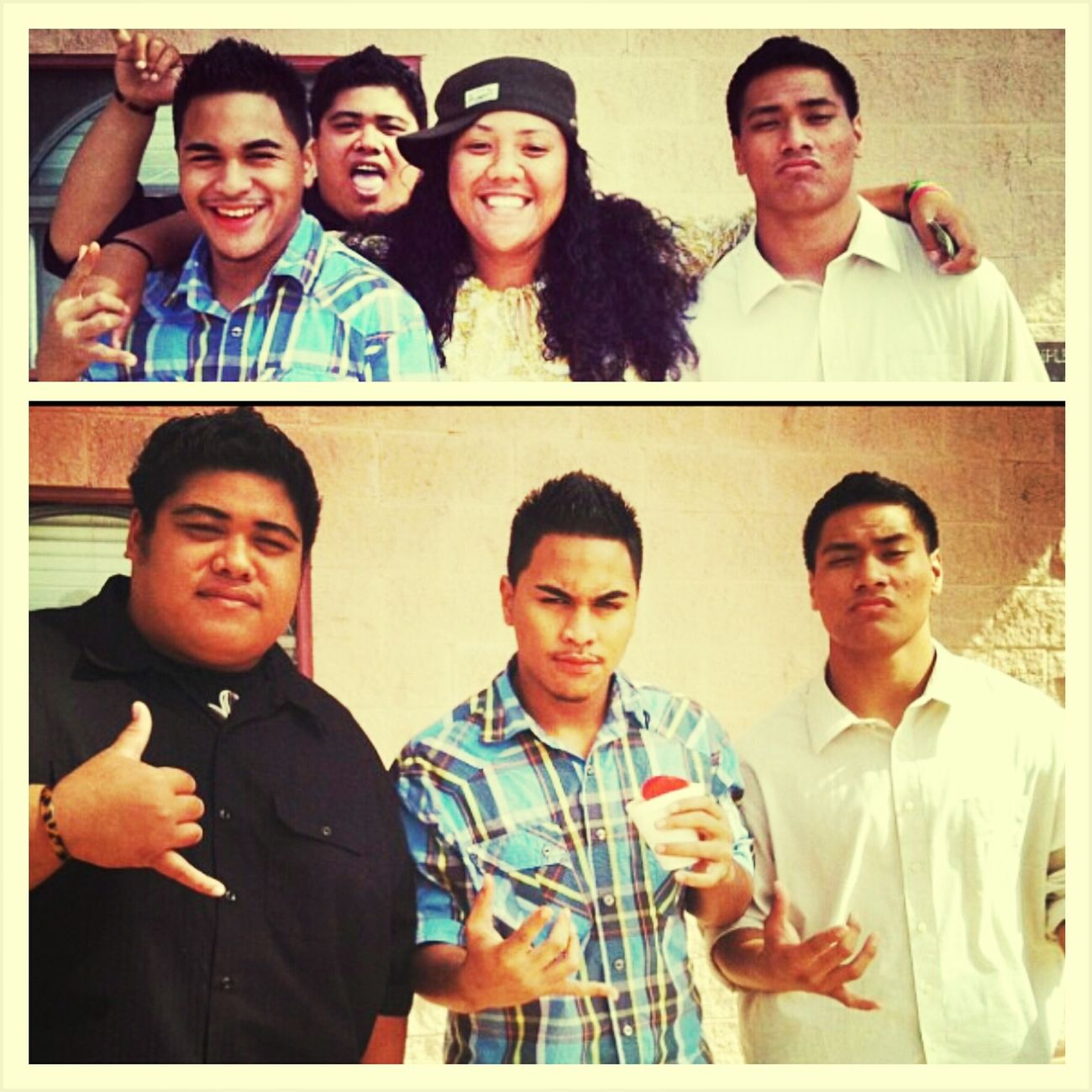After Church wiff da Usos And Sis... Family #ChurchFlow MYFC
