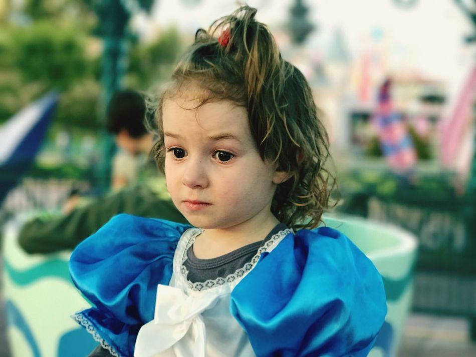 Alice In Wonderland Disneyland Disneyland Paris
