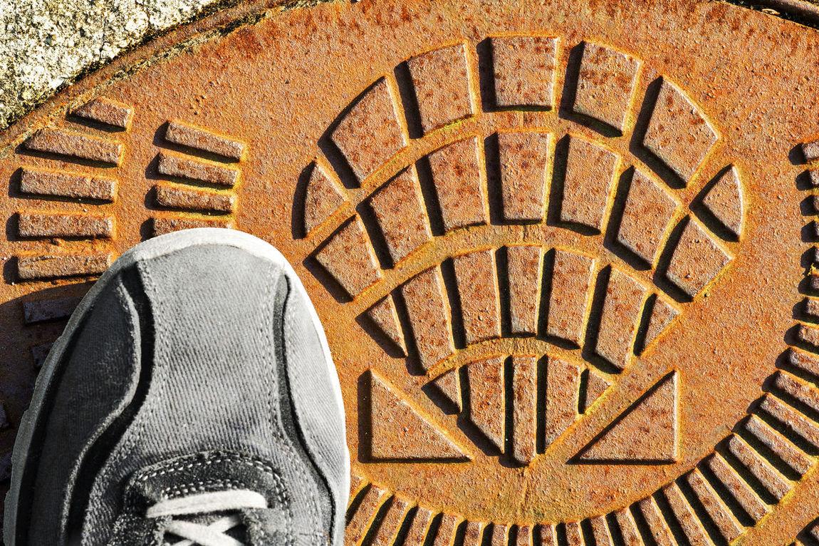Way of st James , Camino de Santiago , pilgrims way to Compostela , Galicia , Spain Arrow Symbol Astorga Camino De Santiago Camino De Santiago De Compostela Compostela Galicia LeonEsp  Outdoors Pilgrim Pilgrimage Pilgrims Santiago Santiago De Compostela Scallop The Way Tradition Way Way Of St. James Yellow Arrow