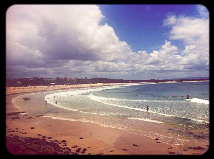 Beach Times :)