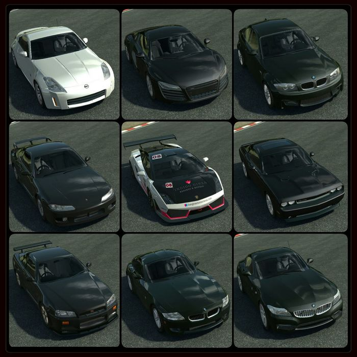 my collection in Real Racing 3  Android Games Galaxy Note 3 Cars
