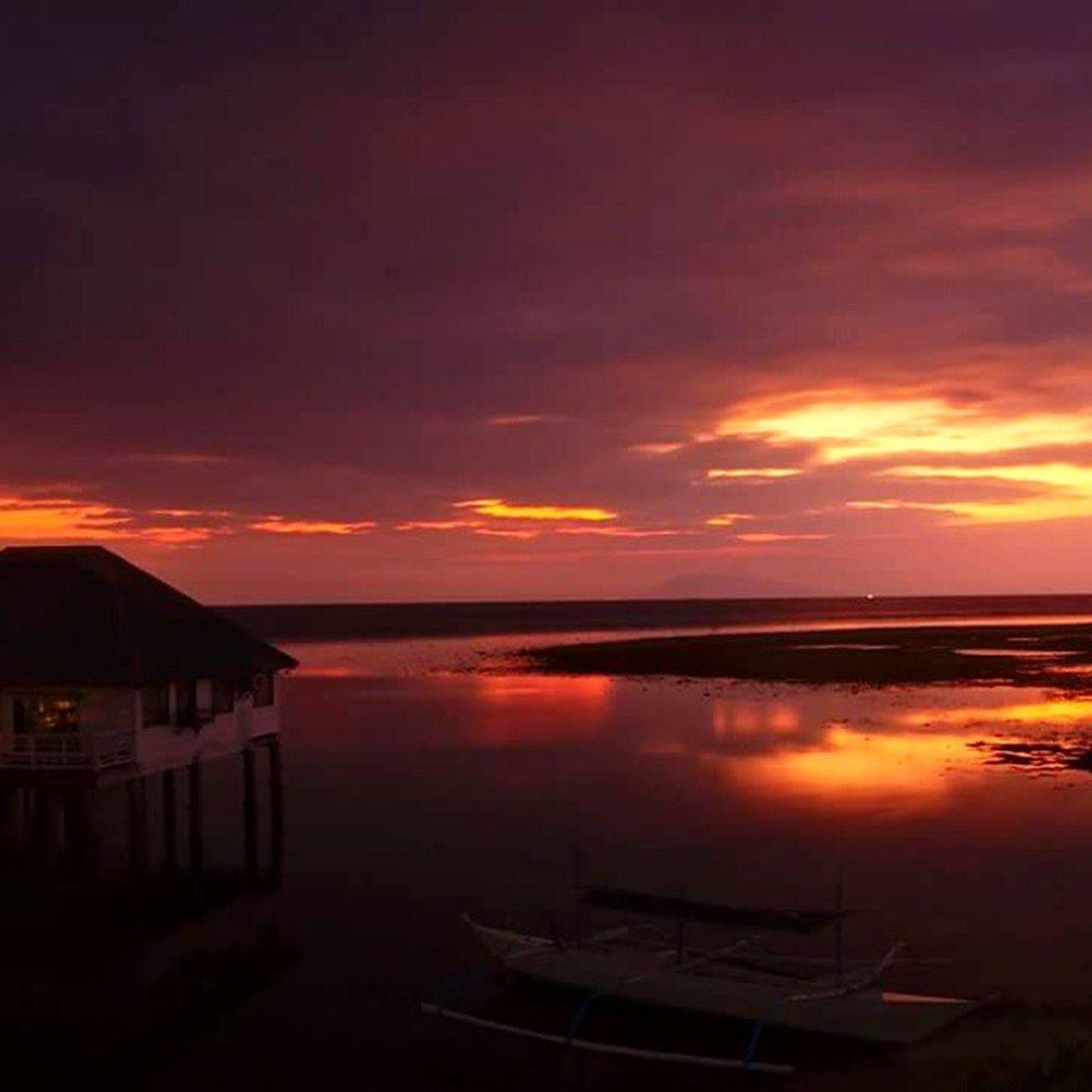 A beautiful sunset Philippines Batangas Stils Sunset Zen