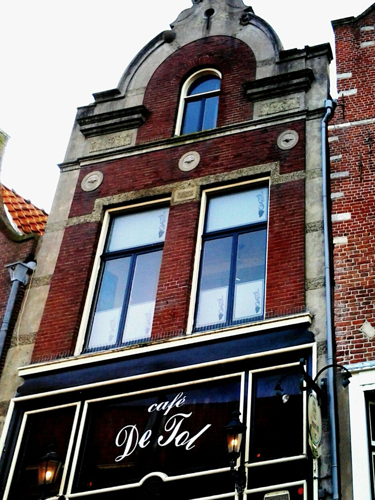 15 years old, living on my own.Top window 2 by 3 meter. Above a noisy bar.Spend more hours in 1st level, the bar Architecture_collection Dutch Architecture Historical Houses Showcase: November Seeing The Sights Dutch Nostalgia