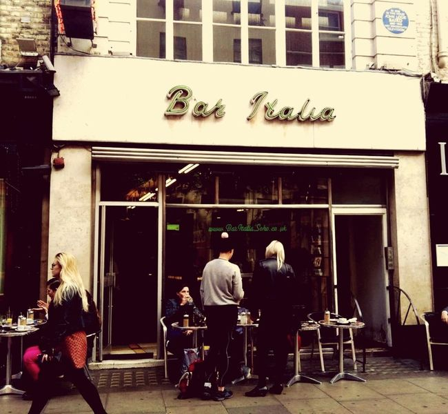 Happy Birthday 'DIFFERENT CLASS' Happy Birthday PULP❤️ Londonlife Street Photography Londonpop Bar Italia Jarvis Cocker London London Trip City Life Coffe Shop Bar Italia Soho Bar Italia Pulp