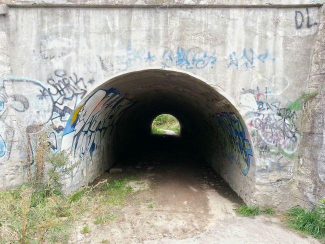тунель Tunnel арка