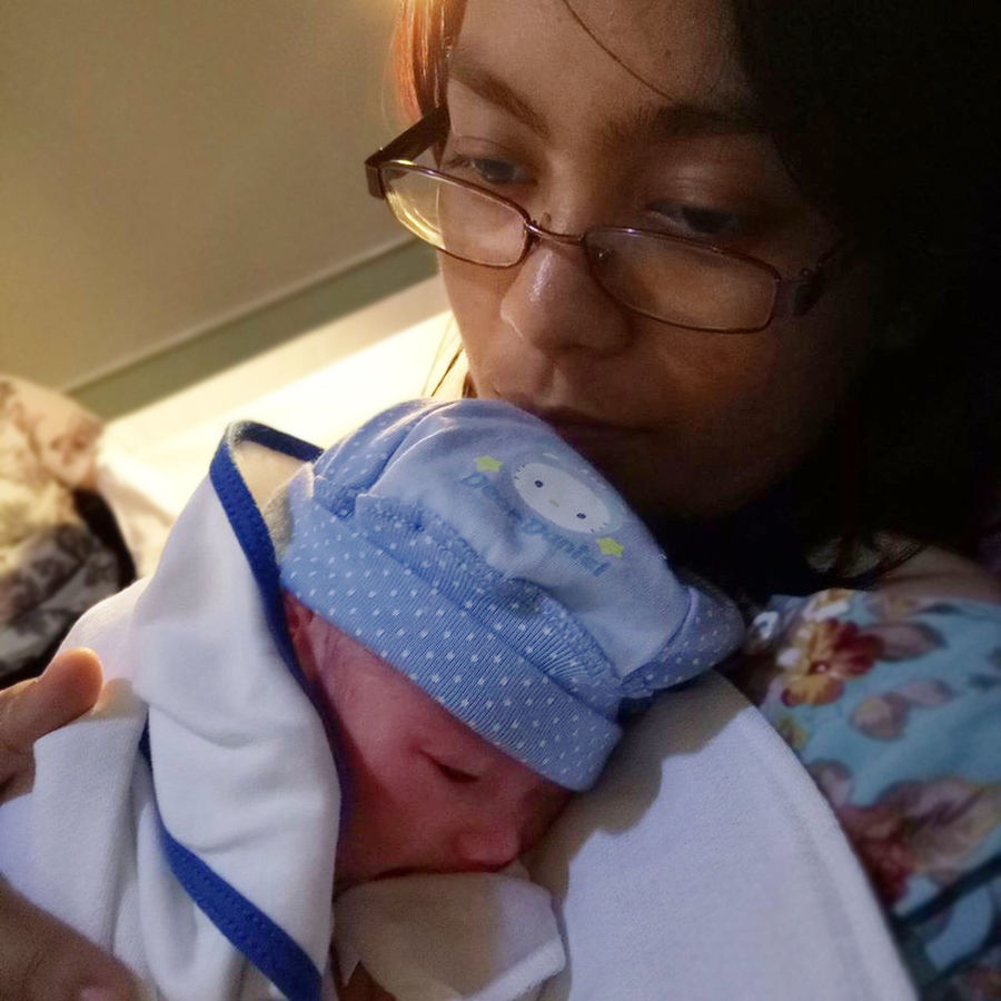 After a hard labor is filled with love. <3 Baby Close-up First Child Headshot Holding My Son ❤ My Son Newborn Newborn Baby Real People