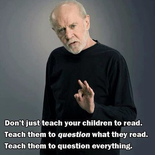 George Carlin quotes. Quote Quotes GeorgeCarlin