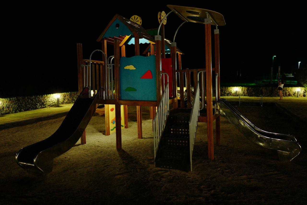 Playground Playground Equipment Playgrounds No People Night Outdoors Playground Fun