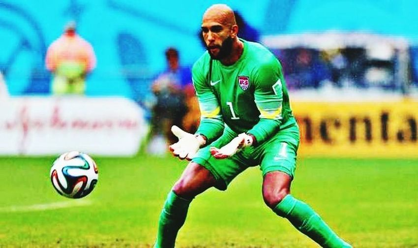 Tim Howard First Eyeem Photo