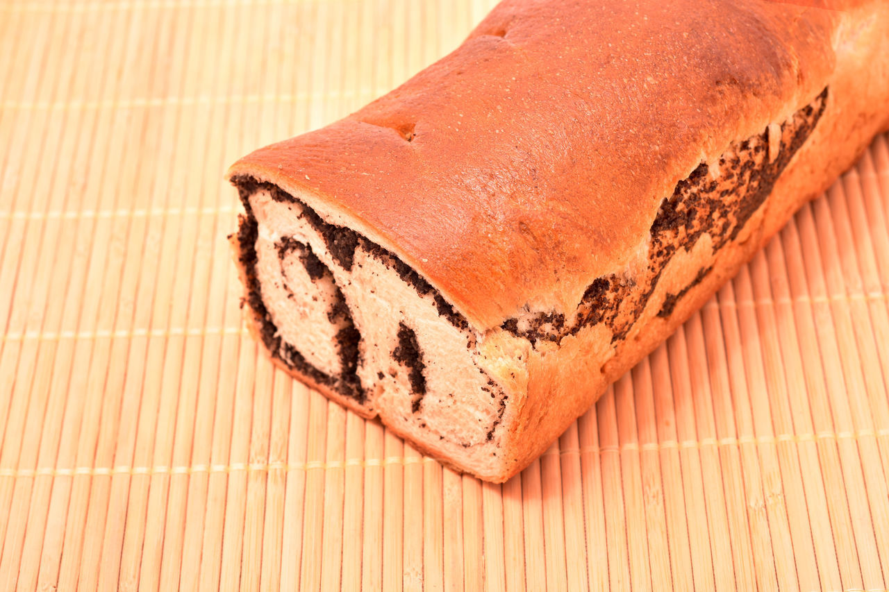 Background Bread Cake Close-up Day Food Food And Drink Food And Drink Freshness Healthy Eating Indoors  No People Poppy Ready-to-eat Wood