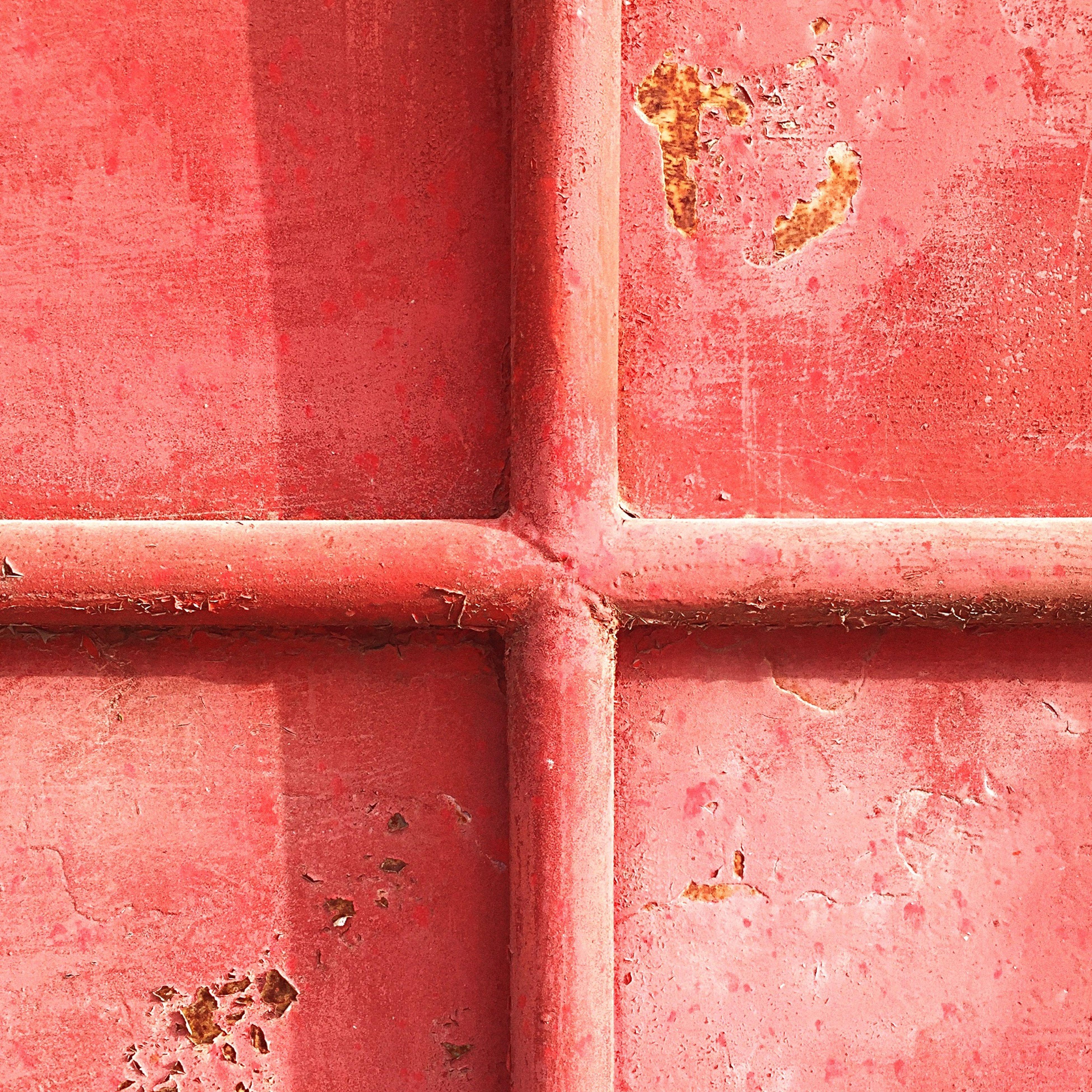 Red Square First Eyeem Photo #rosso Minimal Minimalobsession