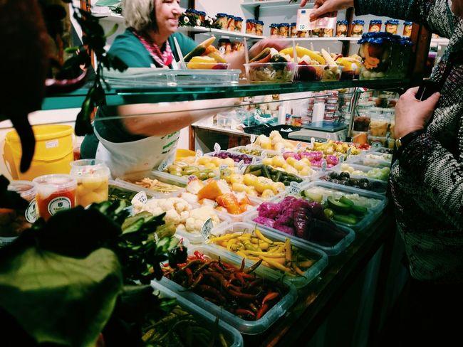 Grüner Woche Fun Weekend Pickled Vegetables